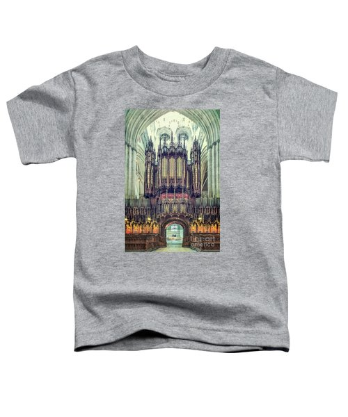 The Power Of Music  Toddler T-Shirt