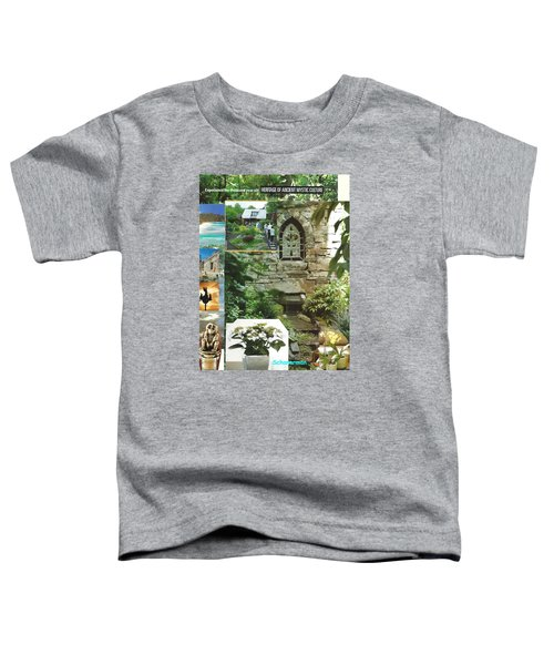 The Prayerful Garden Toddler T-Shirt