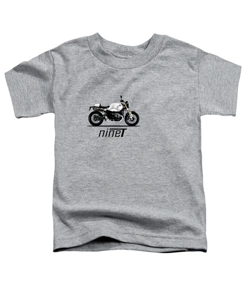 The R Nine T Toddler T-Shirt by Mark Rogan