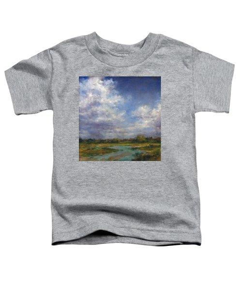 The Refuge In July Toddler T-Shirt
