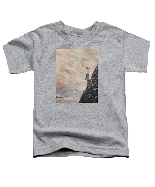 The Resolute Soul Toddler T-Shirt