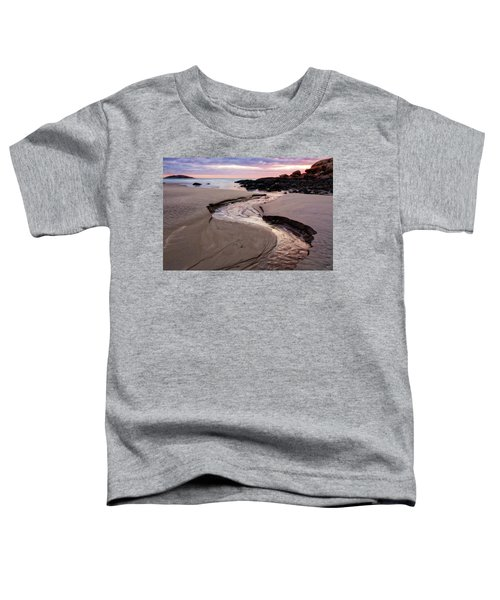 The River Good Harbor Beach Toddler T-Shirt