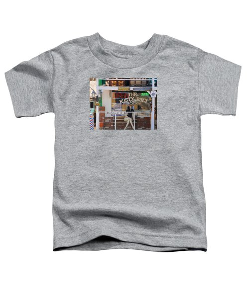 The Rusty Bolt - Seligman, Historic Route 66 Toddler T-Shirt