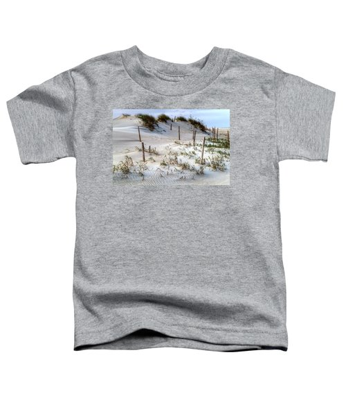 The Sands Of Obx Hdr II Toddler T-Shirt