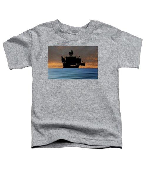 The Santa Maria 1460 V3 Toddler T-Shirt
