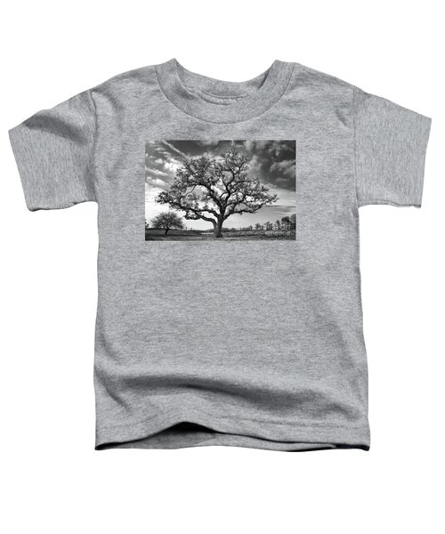 The Sentinel Bw Toddler T-Shirt