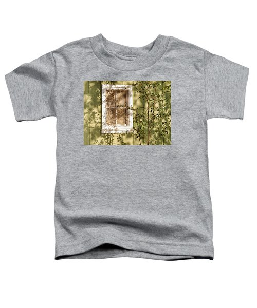 The Shed Window Toddler T-Shirt