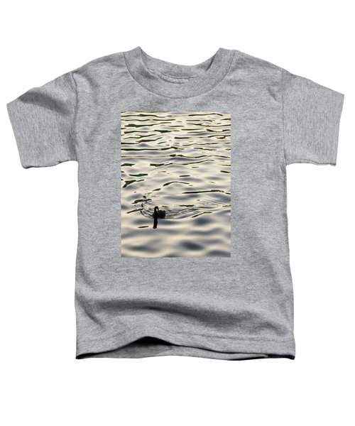 The Simple Life Toddler T-Shirt by Alex Lapidus