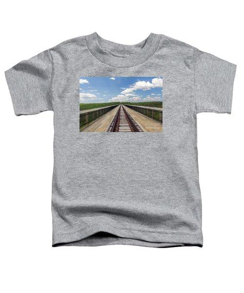 The Skywalk Toddler T-Shirt