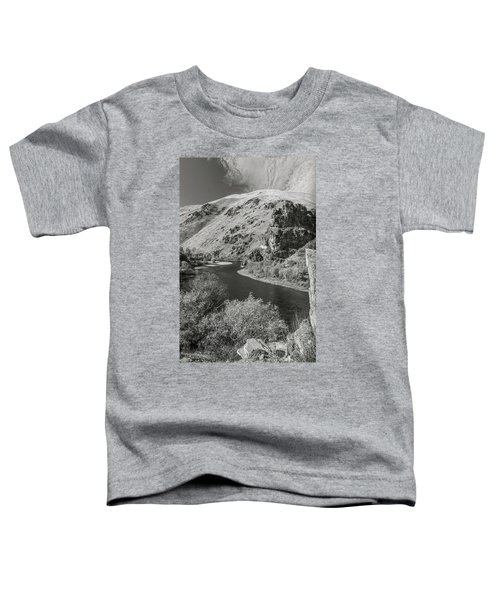 South Fork Boise River 3 Toddler T-Shirt