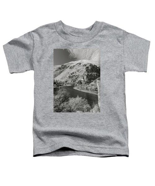 South Fork Boise River 3 Toddler T-Shirt