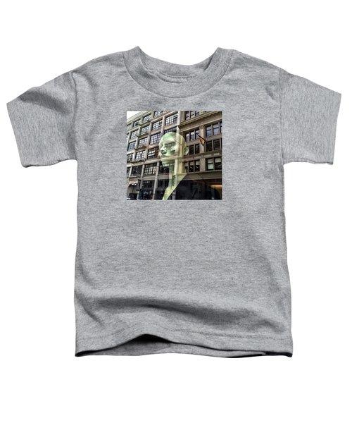 The Spirit Of San Francisco Toddler T-Shirt