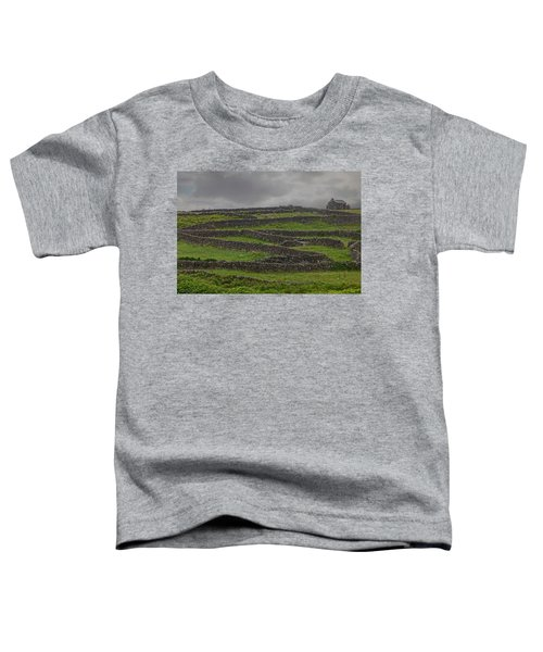 The Stone Walls Of Innisheer Toddler T-Shirt