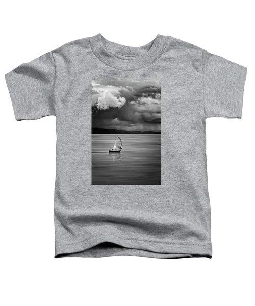 The Strait Of Georgia Toddler T-Shirt