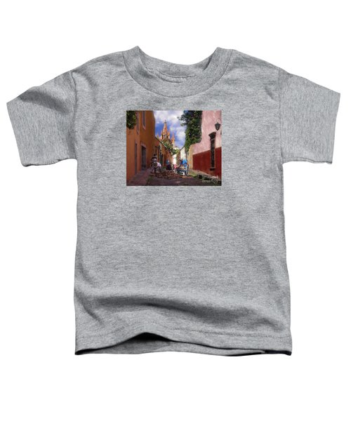 The Street Workers Toddler T-Shirt