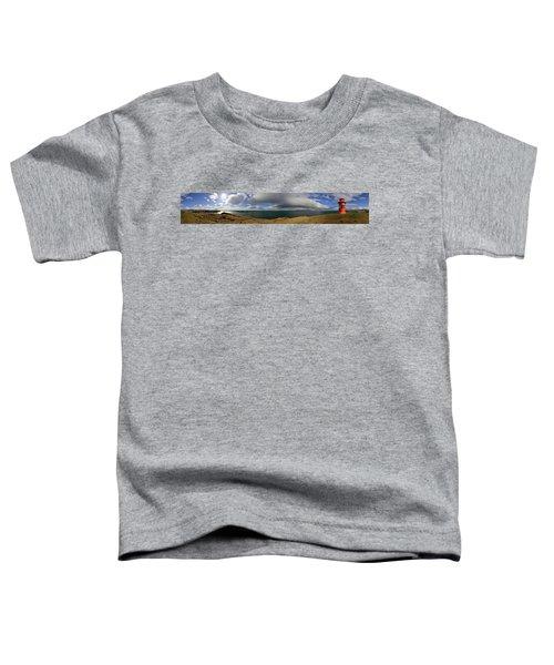 The Stykkisholmur Lighthouse Toddler T-Shirt