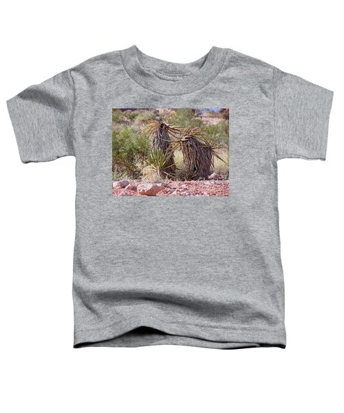 The Survivors At Red Rock Toddler T-Shirt