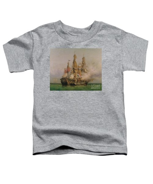 The Taking Of The Kent Toddler T-Shirt