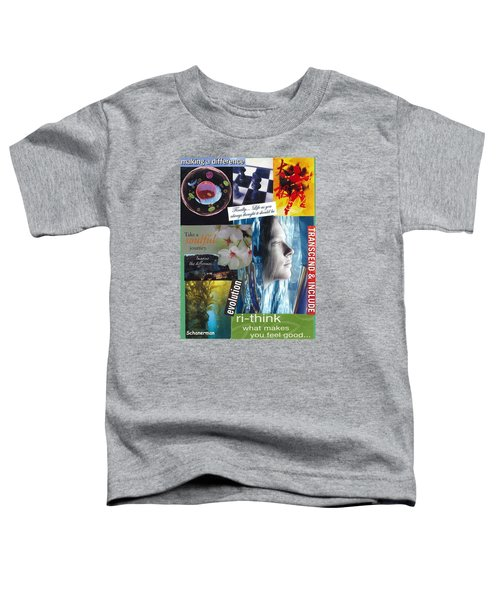 The Tao Of Life Toddler T-Shirt