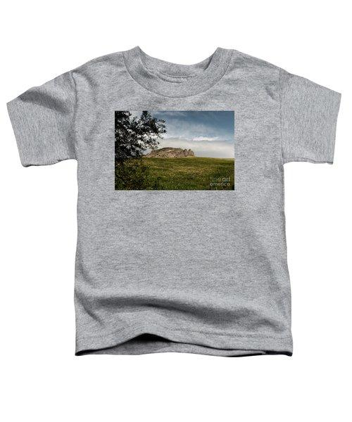 Italy, Calabria, Cimina,the Three Fingers Toddler T-Shirt