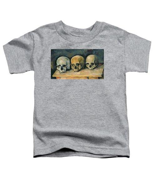 The Three Skulls Toddler T-Shirt