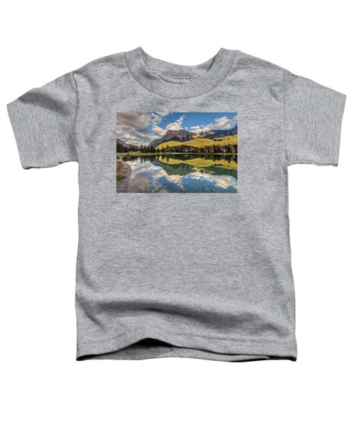The Town Of Field In British Columbia Toddler T-Shirt