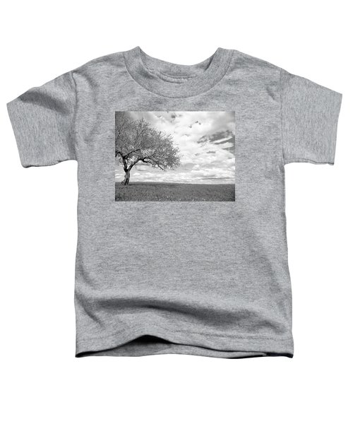 The Tree On The Hill Toddler T-Shirt
