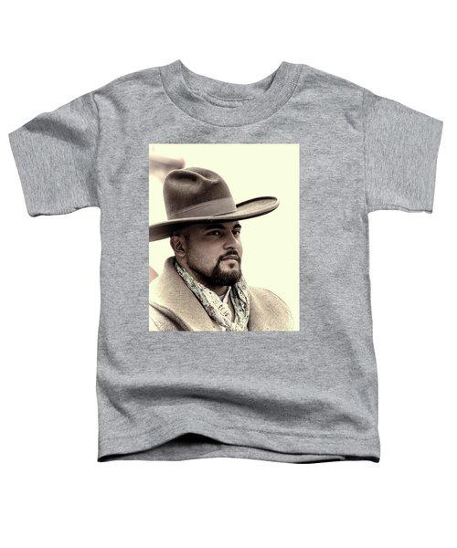 The Vaquero Toddler T-Shirt
