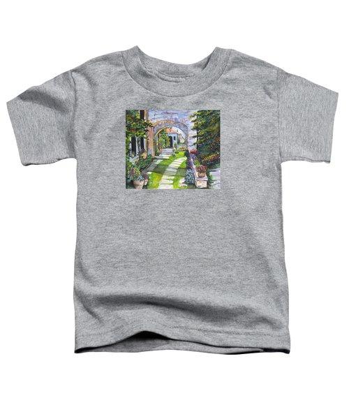 The Villa Toddler T-Shirt