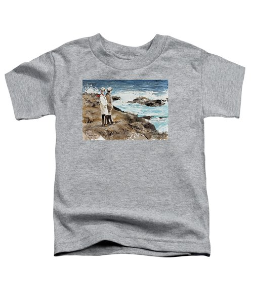 The Way We Were Toddler T-Shirt