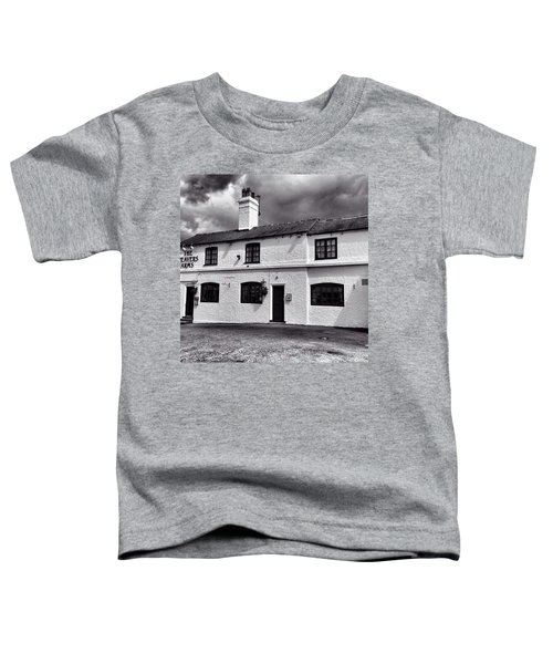 The Weavers Arms, Fillongley Toddler T-Shirt by John Edwards