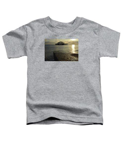 The West Pier Toddler T-Shirt