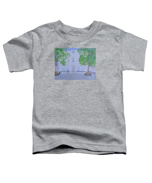 The Willis Museum Basingstoke Toddler T-Shirt