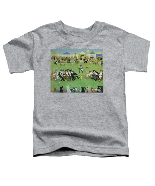 The Winning Team Toddler T-Shirt