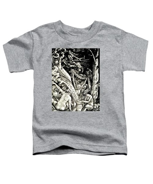 The Witches At The Sabbath Toddler T-Shirt