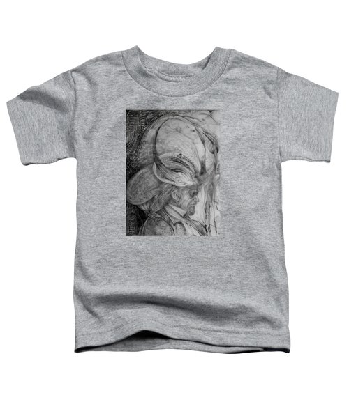 The Wizard Of Earth-sea Toddler T-Shirt