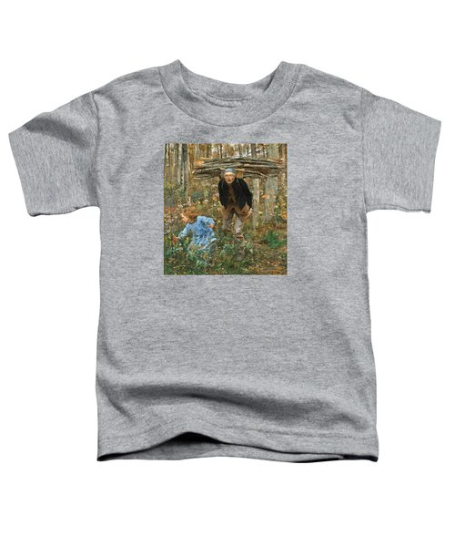 The Wood Gatherer Toddler T-Shirt