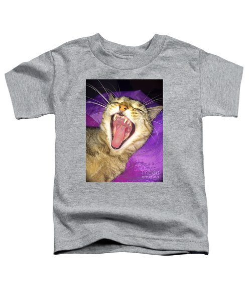 The Yawn Toddler T-Shirt