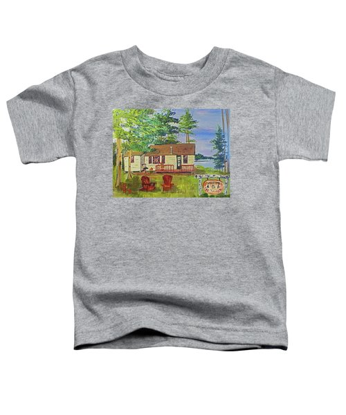 The Young's Camp Toddler T-Shirt