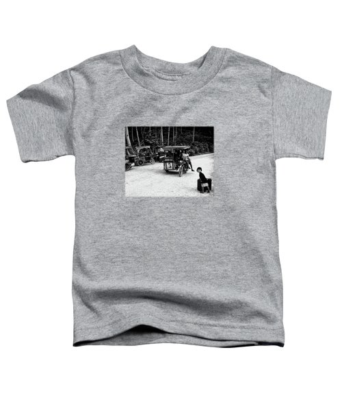 They Start Them Young Toddler T-Shirt