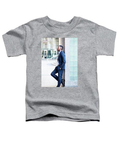 Thinking Outside Toddler T-Shirt