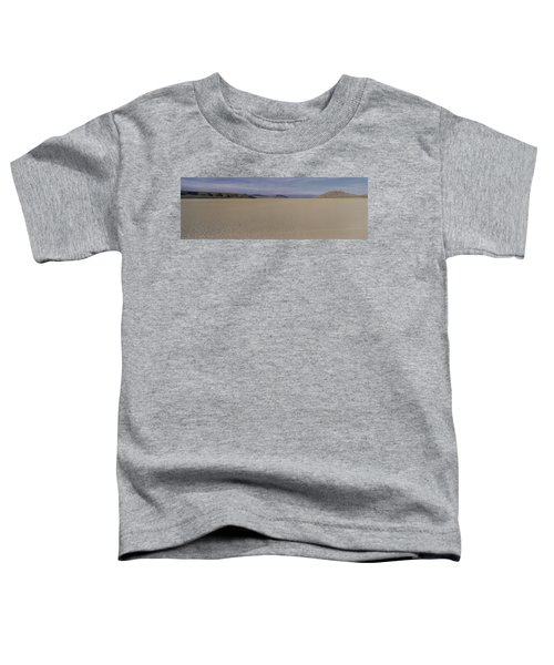 This Is A Dry Lake Pattern Toddler T-Shirt