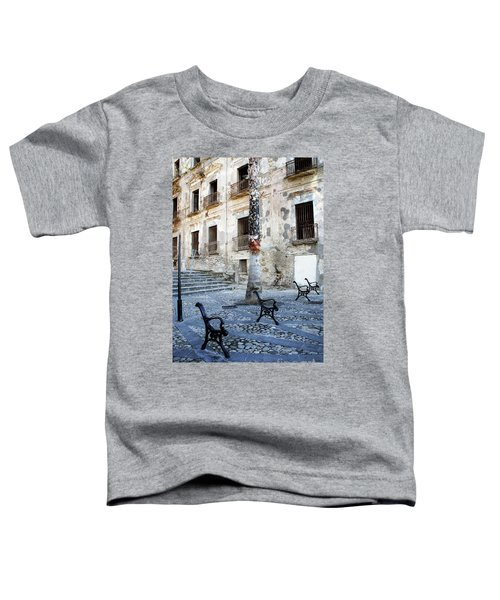This Is Not A Bench Toddler T-Shirt