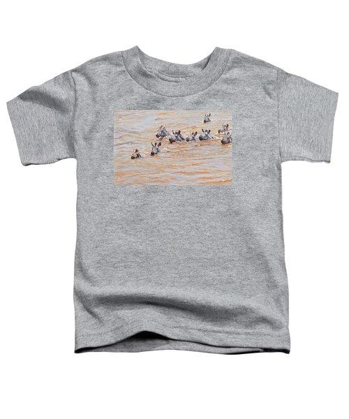 This Way Mum Toddler T-Shirt