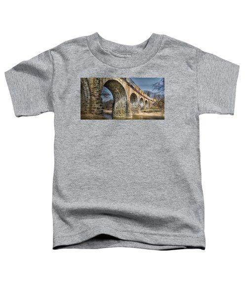 Thomas Viaduct Panoramic Toddler T-Shirt