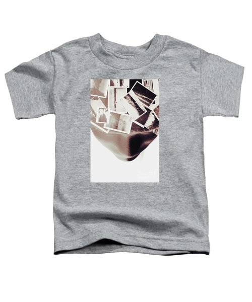 Thoughts And Creation Toddler T-Shirt