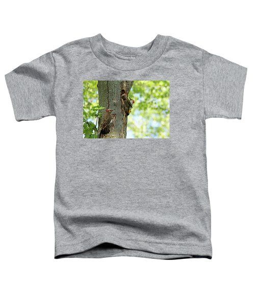 Three Flickers Toddler T-Shirt