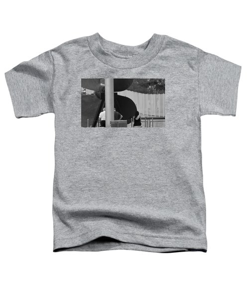 Three Is A Company Toddler T-Shirt