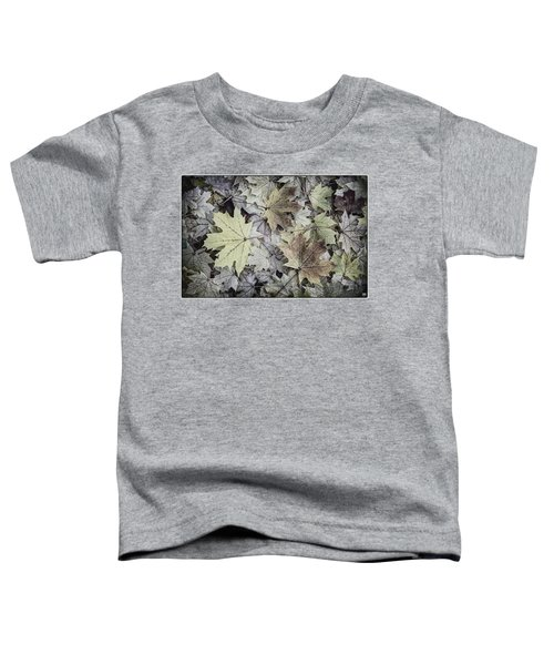 Three Leaves Toddler T-Shirt