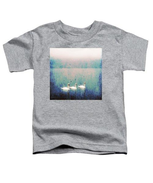 Three Swans Toddler T-Shirt